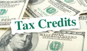 claim tax credit irs
